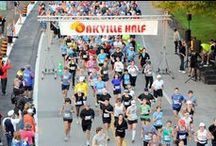 Race Weekend Photos / Photo albums from all of our Oakville Half Marathon Race Weekend events!