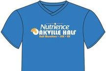 Our Event T-Shirts / Samples of our t-shirts for all participants as part of the race kit!