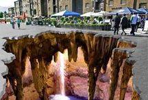 Chalk Pavement Art / by Lauren-Rose Hastie
