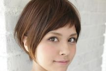 Hairstyles / Colour, cuts and styles.