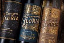 Wine Packaging Design // Design de Rótulo e Embalagem para Vinho / #Wine #Vinho #Rótulo #Label #Packaging #Embalagem #Design