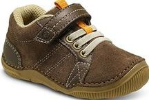 Stride Rite Kid's Shoes / Stride Rite styles ranging from Machine washable sneakers to girls mary janes and tall fashion boots. Stride Rite has been making kids shoes for almost 100 years! For Babies they have excellent styles for all stages of development.