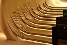 Inspirations and sparks / Interesting or innovative interior design