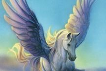Pegasus / They are real. I know.  ( here I post stuff about pegasussisss? And tips about how to draw them).  ;)
