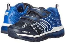 Geox Kids Shoes / Geox shoes for kids breathe! With their state of the art technology and superior materials this Italian brand has made a name for itself as a high quality choice for Kids