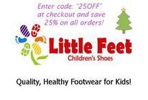 Happy Holiday Sale / Little Feet Children's Shoes Holiday Specials 25% off Storewide! #Bogs #SheepskinBoots #StrideRite #Merrell #SeeKaiRun #Uggs #Emu #EmuLittleCreatures