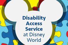 Disney World - Disability