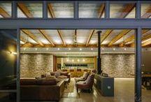 modern lodge / Winner Cemcrete Project of the Year 2015 Johannesburg
