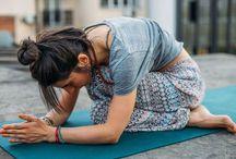 Everything yoga.