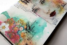 Beautiful journals.