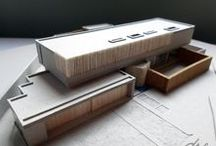 drew models / drew's collection of presentation models | is it ART, or is it ARCHITECTURE?