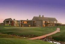 serengeti golf clubhouse / Johannesburg | lead design and project architect SVA International