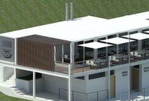 new hockey pavilion / jeppe high school for boys | Johannesburg