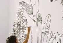 Art . Wall
