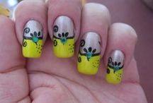Tasteful Tallons / Nail designs