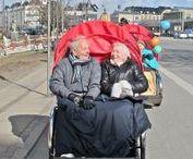 Allemaal fietsen - All Bicycles / Nederland - Fietsland. Zoveel leuke, mooie, oude en nieuwe plaatjes, moest er wel een bord van maken!