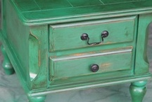Remade, Recycle, Renovate / Upcycle, furniture, and wood-working projects