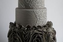 Wedding Cakes / Never had a wedding cake...so maybe 25th anniversary?