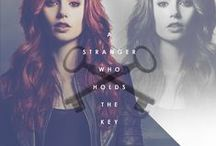Shadowhunters stick together / Everything relating to the books by Cassandra Clare (movie included to)