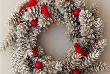 Christmas / Beach/seashore Christmas; blue Christmas; Christmas crafts; Christmas food; anything & everything Christmas!