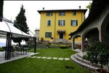 Hotel Villa Sostaga Lake Garda / Boutique Villa Sostaga Gargnano on Lake Garda / by Boutique Hotel Villa Sostaga