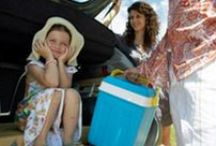 Camp Picnic RoadTrip / Tips & ideas; food that travels well & camping foods.