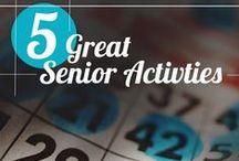 Senioren: activiteiten