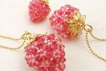 DIY jewerly / DIY, jewerly, beads, wire, clay