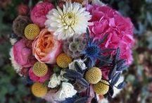 Les fleurs de Pauline / Toutes les créations florales de ce tableau ont été réalisé uniquement par Les fleurs de Pauline. lesfleursdepauline.com