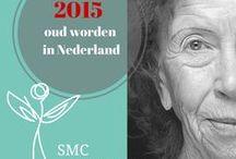 Onze toekomst, zorg in Nederland / 2015 worden er veel veranderingen in de zorg voor ouderen doorgevoerd. Wij houden u op de hoogte