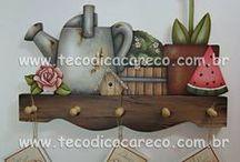 Pintura Country / Pintura Country / by Naci Terezinha Sant'ana Pacheco
