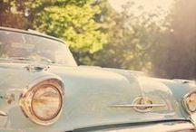 We <3 Vintage Cars / by Boutique Hotel Villa Sostaga