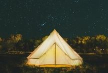 Home Is Where The Tent Is.
