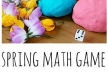 Springtime Activities / Enjoy this beautiful season with these  easy to do activities with your classroom or children!