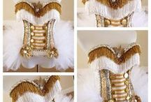 Corset / Really inspired or pretty corsets.