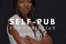 Self-Publishing Tips for Authors / This board contains articles that help Christian Authors, bloggers, and writers create their self-publishing company.