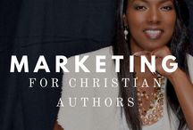 Marketing Tips for Authors / Learn how to market your authorship using e-mail marketing, social media, and content marketing strategies.