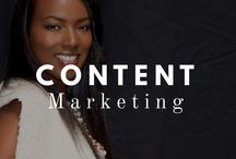 Content Marketing Tips for Authors / Christian Authors will learn the best methods for marketing their writing ministry using powerful content marketing techniques.