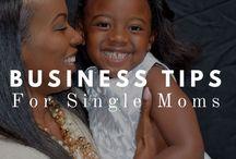 Business Tips for Single Moms