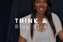 Think & Blog Rich