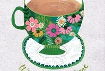 Tea Illustrations
