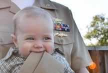 Military Kids / We love our Military Kids and know they sacrifice for the family too.