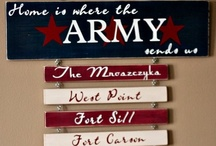Home is Where the Military Sends You
