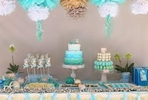 Have a party? Lovable table settings