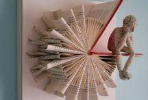 Paper Art + Book Love
