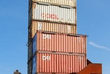 Prepper Shelters - Shipping Containers