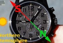 Prepper Navigation / How to use maps, and compass, etc, to navigate.