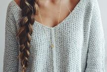 || locks / Enviable hair, style ideas