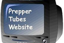 Prepper Tubes / Videos for preppers.