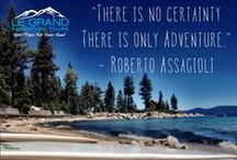 Adventure Travel Quotes / Adventure Travel Quotes / by Le Grand Adventure Tours